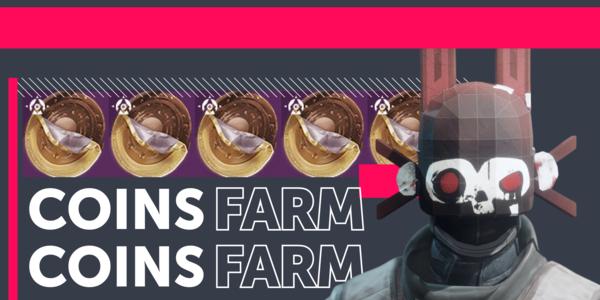 chocolate strange coin farm